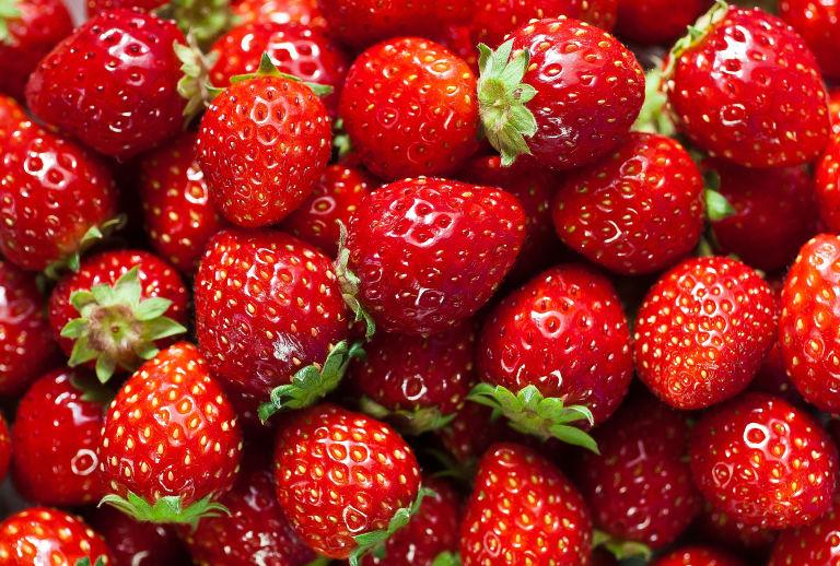 strawberry зурган илэрцүүд