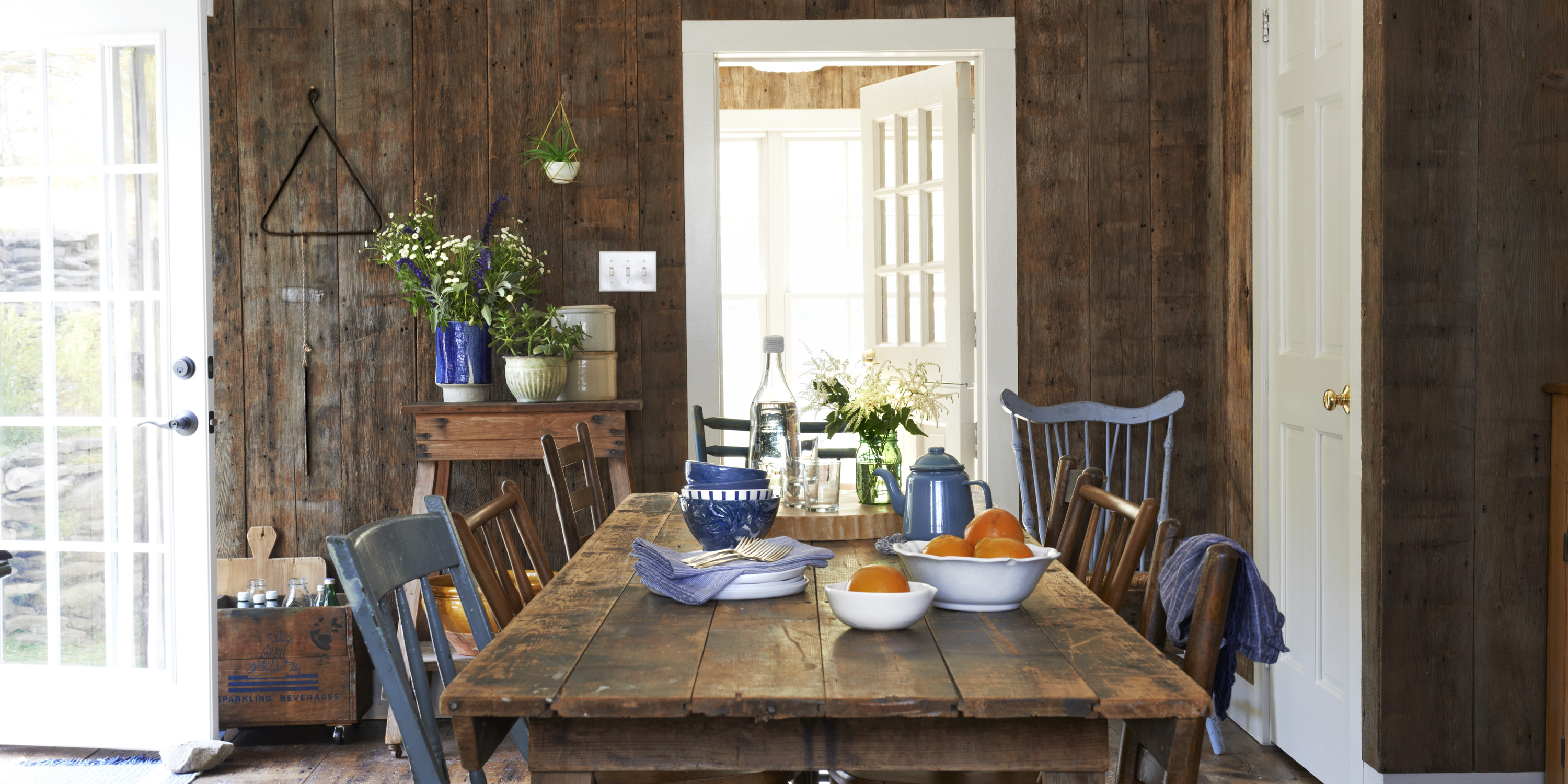 Gallery Of Decorating Ideas For Dining Room: Easy Makeover Ideas For Dining Rooms