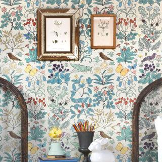 Designer Meg Braff Shares Her Best Wallpaper Tips And Tricks