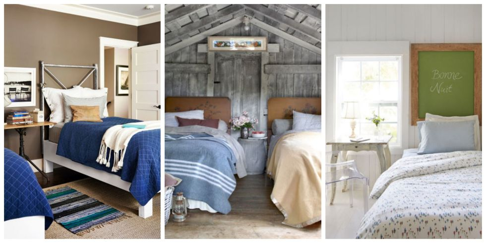 30 cozy ways to decorate your guest bedroom - Ideas For Decorating Your Bedroom