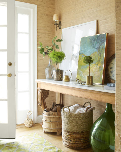 15 Entrance Hall Table Styles To Marvel At: How To Decorate Your Entryway