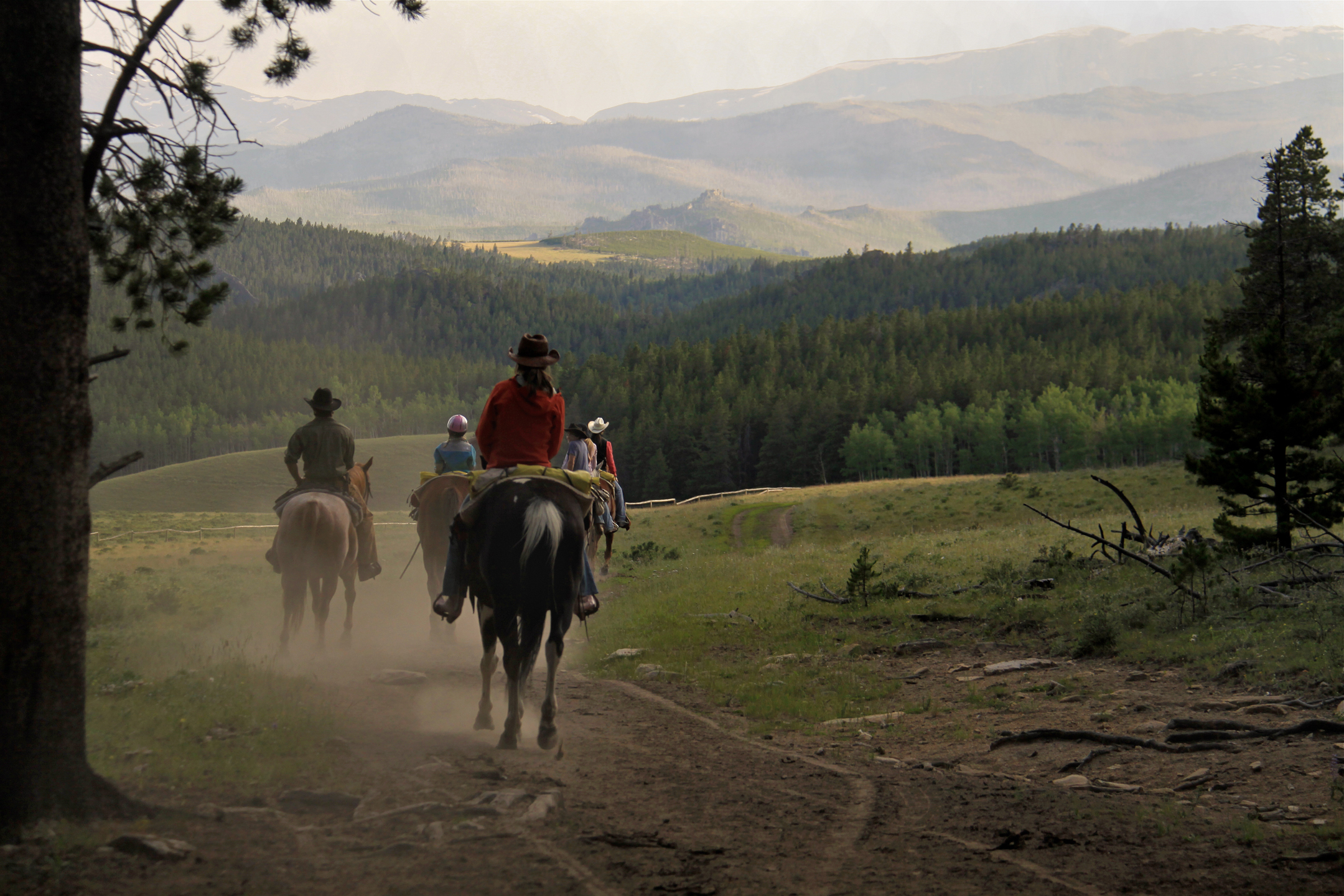 horseback riding vacation where to go horseback riding