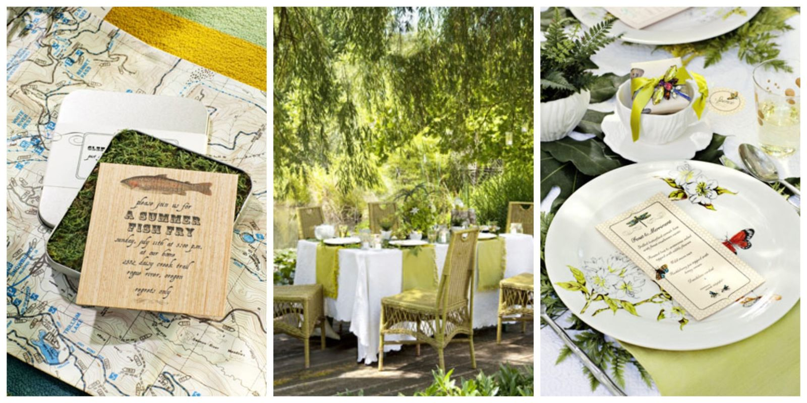 Outdoor dinner party decorations ideas for decorating for Outdoor dinner party decorating ideas