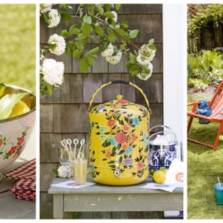 make your next outdoor party memorable with these pretty supplies - Outdoor Party Supplies