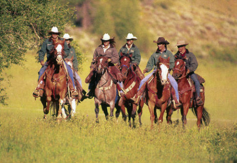 how to go horseback riding
