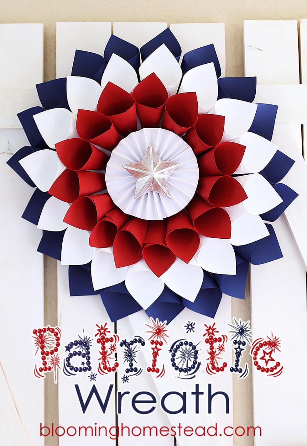 4th Of July Decor 26 easy 4th of july crafts - patriotic craft ideas & diy