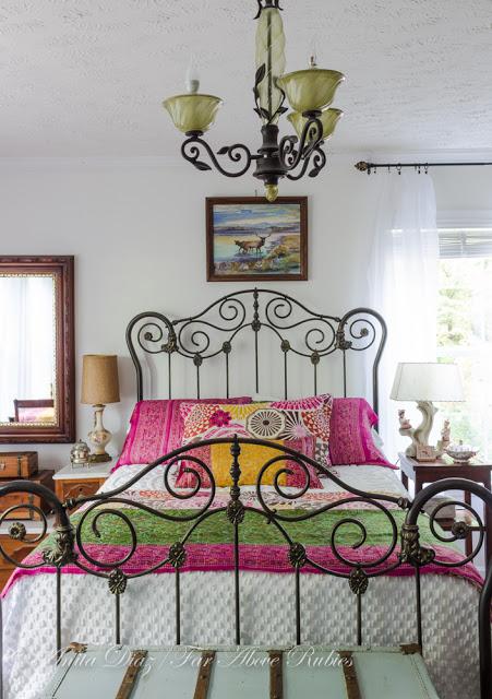anita diaz - Bohemian Bedroom Decor