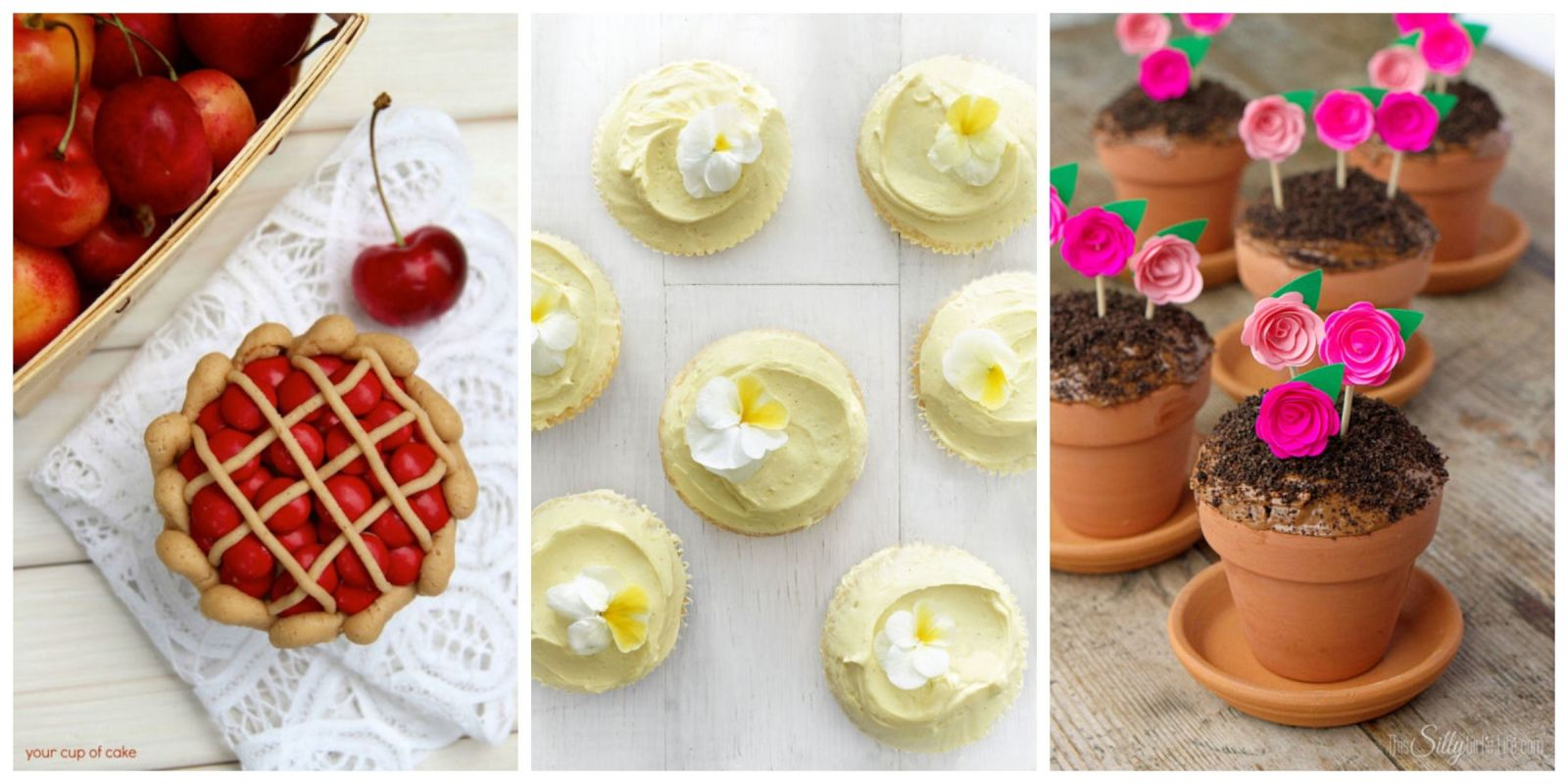 Best Cupcake Decorating Ideas Easy Recipes For Homemade Cupcakes