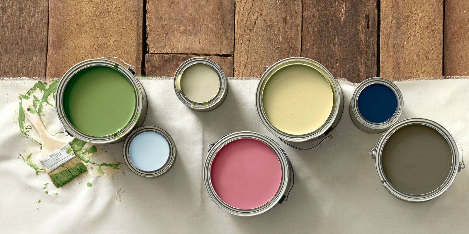 Wall Colour Inspiration: 25+ Best Interior Paint Color Ideas