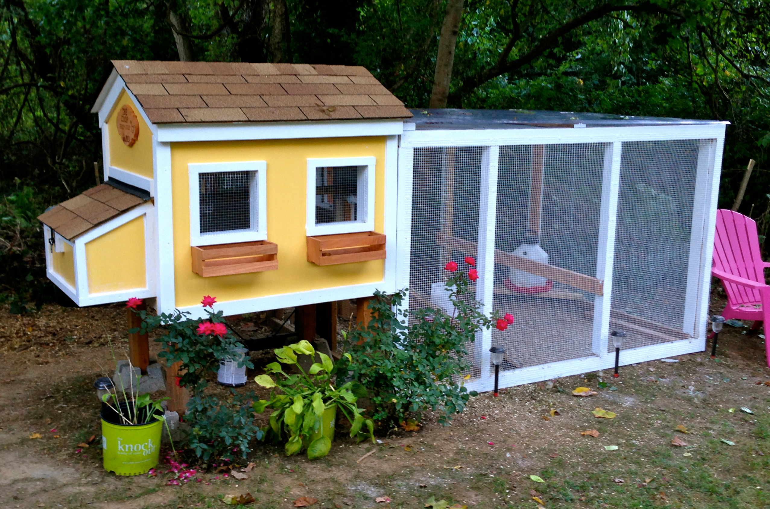 Chicken House Prepossessing 22 Diy Chicken Coops You Need In Your Backyard  Diy Chicken Coop 2017