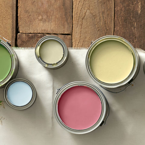 Room color schemes colorful decorating ideas - Country living room color schemes ...