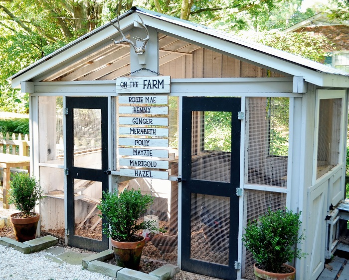 on the farm - Chicken Coop Design Ideas