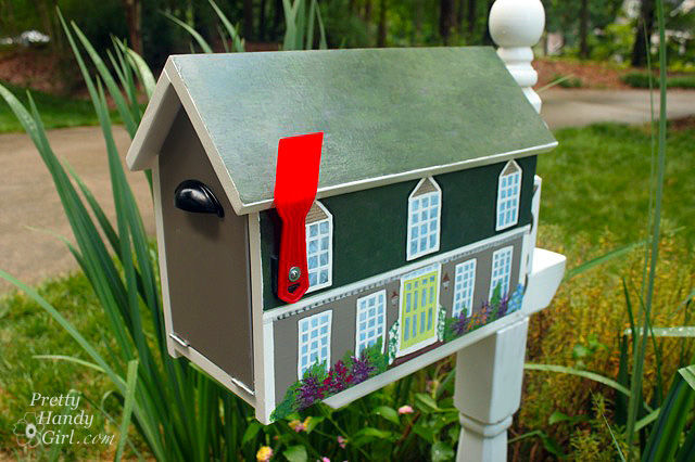 mini house - Mailbox Design Ideas