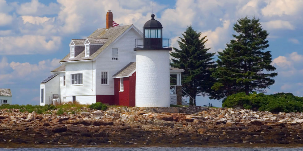 Blue hill bay lighthouse maine real estate sciox Image collections