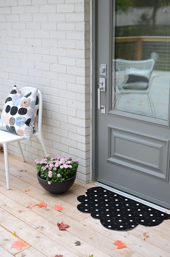 Doormat Ideas Outdoor Decor