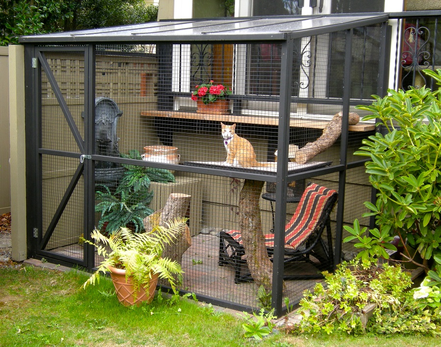 Catio Trend Outdoor Pet Cage