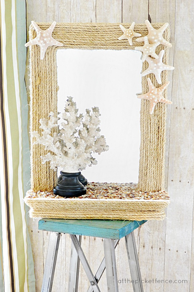 Beach house decor projects
