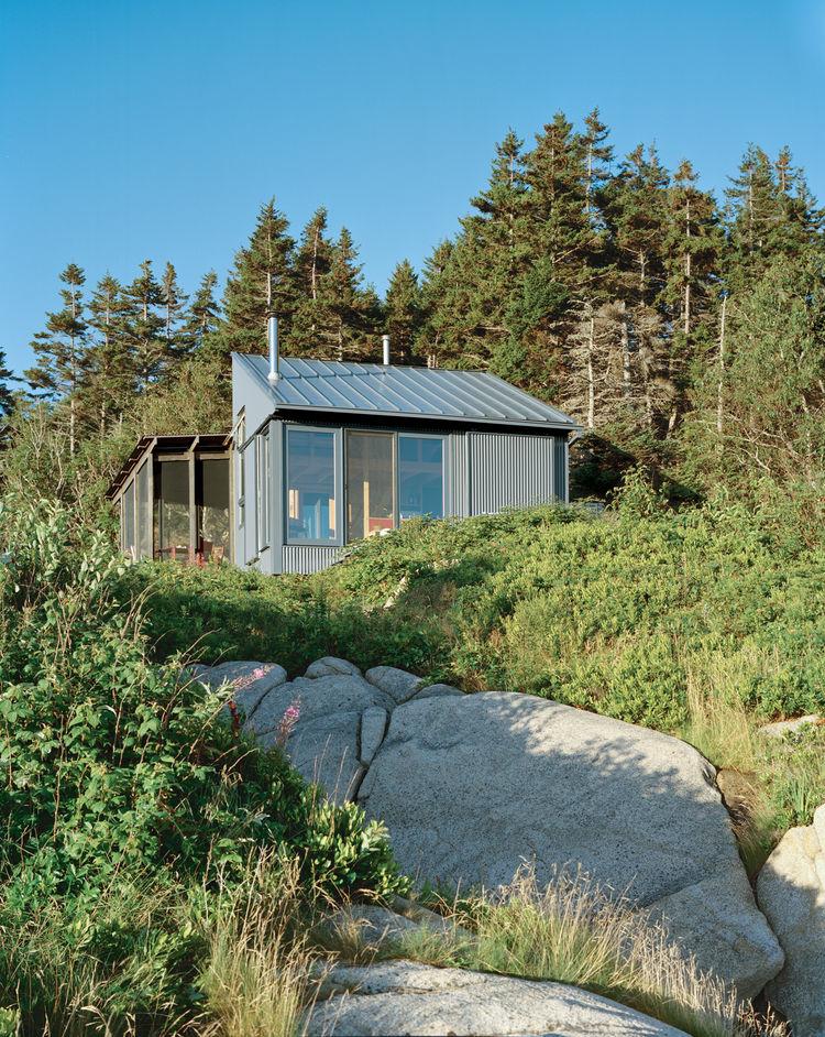 getaway cabins plans alex scott porter tiny house maine tiny house