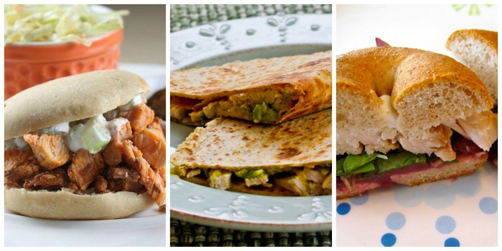 Leftover Turkey Sandwich Recipes Thanksgiving Leftover