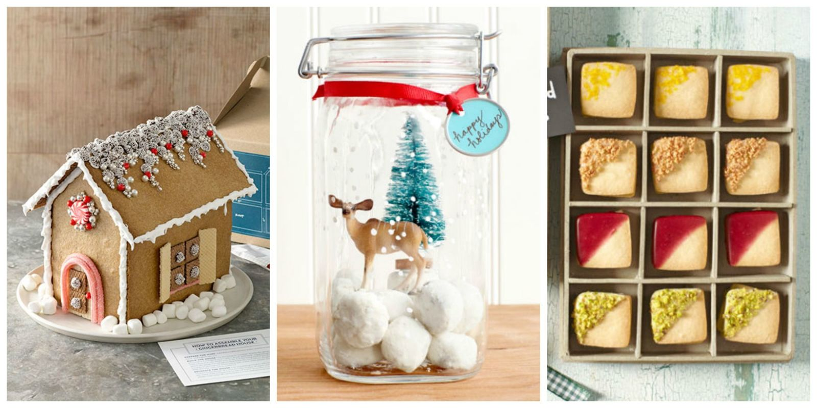 35 homemade christmas food gifts edible holiday gift ideas Country christmas gifts to make