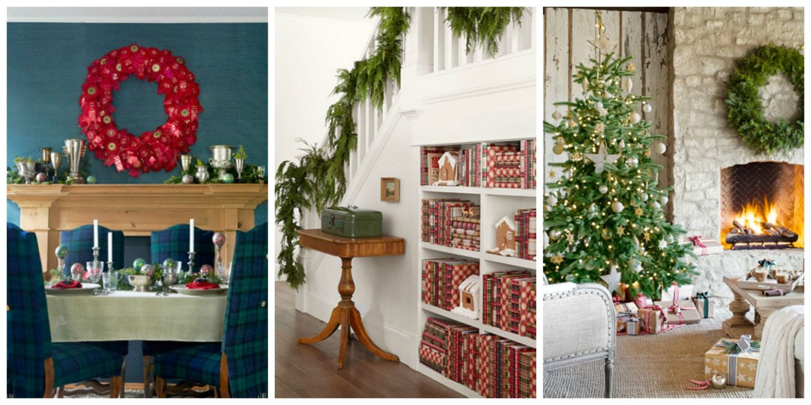 77 Country Christmas Decorations Holiday Decorating Ideas
