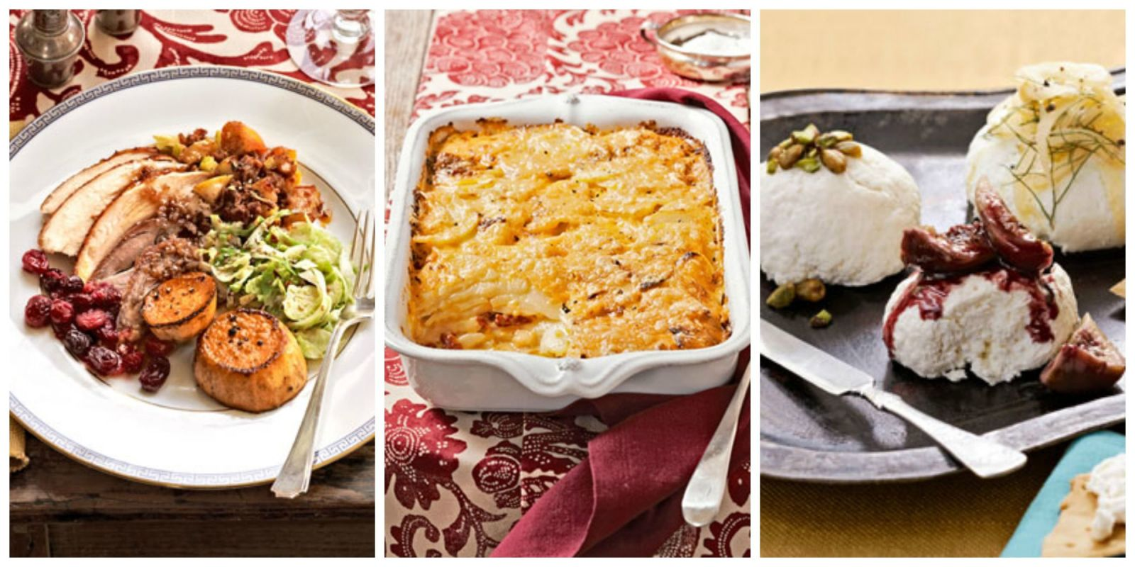 Traditional country thanksgiving menu ideas for Traditional southern thanksgiving dinner menu