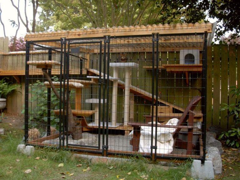 Catio Trend Outdoor Pet Cage
