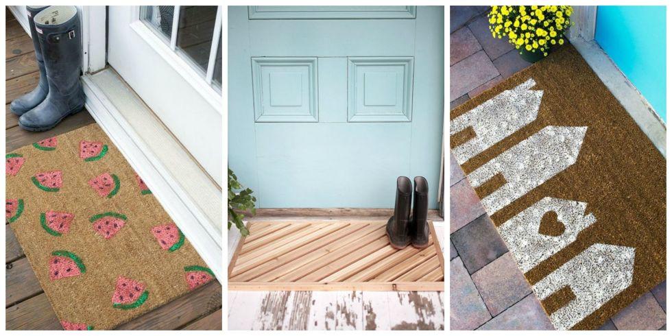 16 Photos & Doormat Ideas u2014 Outdoor Decor pezcame.com