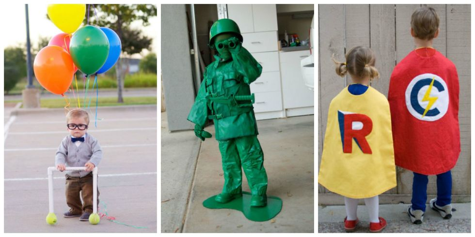 60 photos - Halloween Costumes Diy Kids