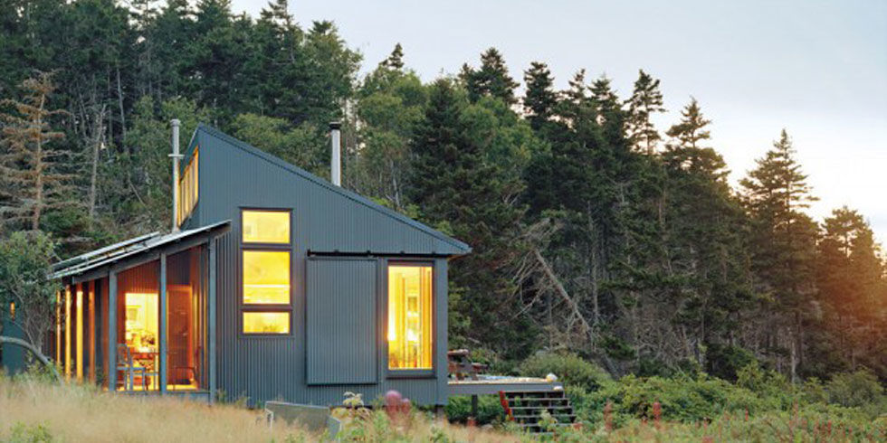 Alex Scott Porter Tiny House Maine Tiny House