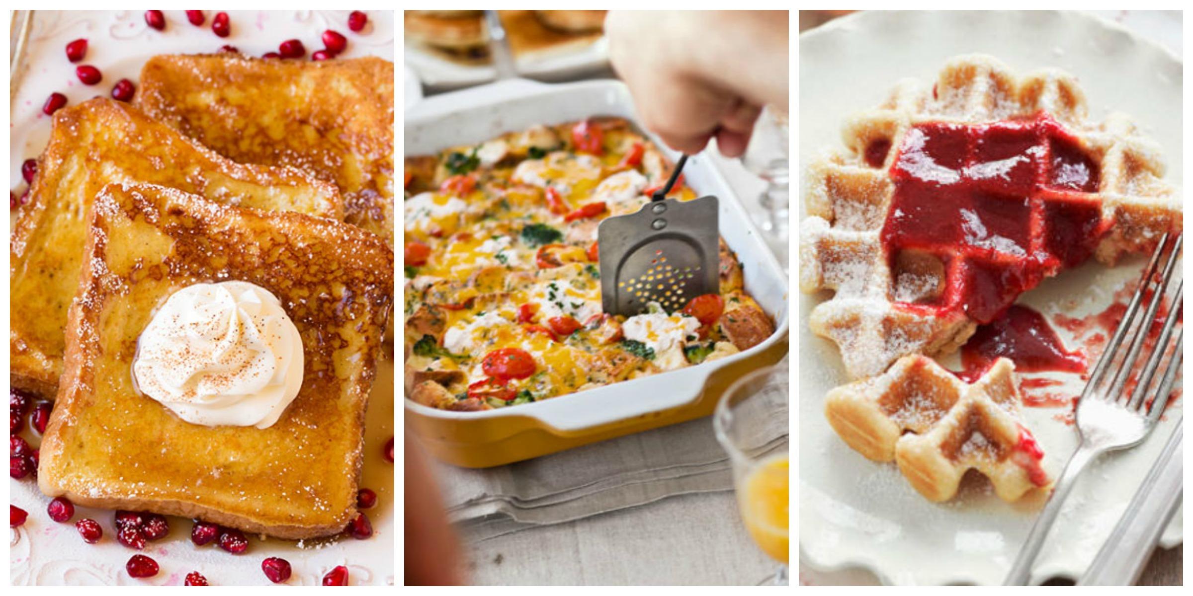 20 Christmas Breakfast Ideas Christmas Brunch Recipes