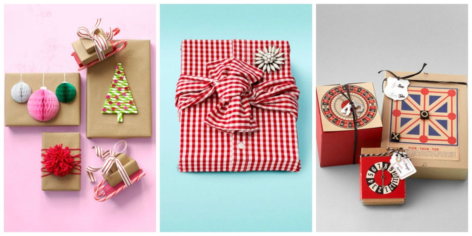 30 Unique Gift Wrapping Ideas for ChristmasHow to Wrap Holiday
