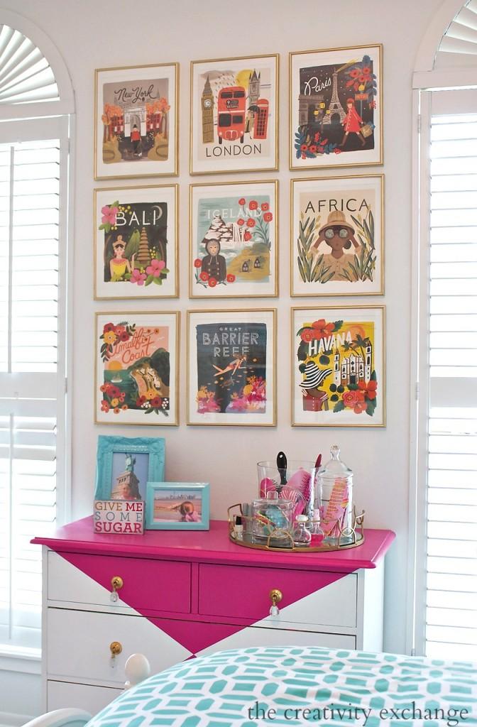 DIY Wall Art - Affordable Art Ideas