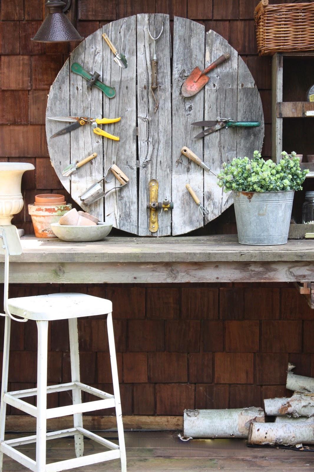 Repurposed Gardening Tools Gardening Tools
