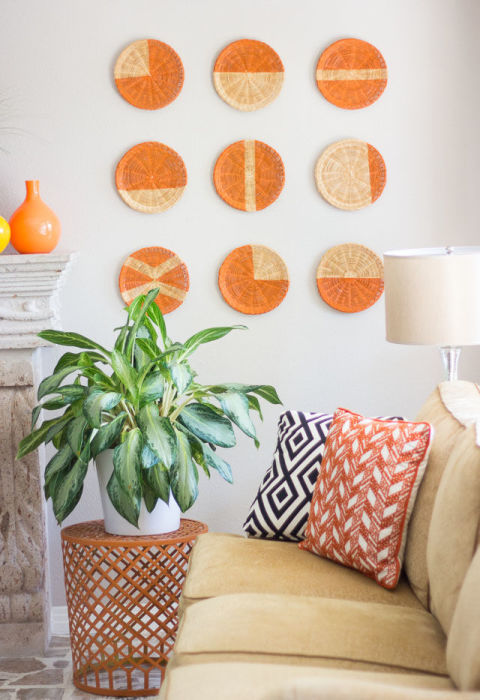 Wall Decor Diy diy wall art - affordable art ideas