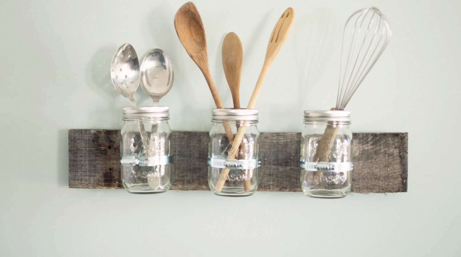 mason jar kitchen decorating ideas - mason jar ideas