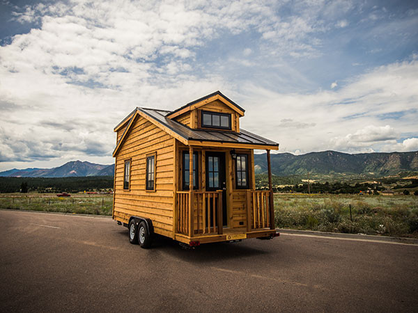 Tiny Houses for Seniors Building a Tiny Home