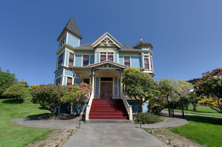 Ordinary Victorian Homes For Sale In Oregon #7: 7 Of The Most Beautiful Historical Homes For Sale In The Pacific Northwest
