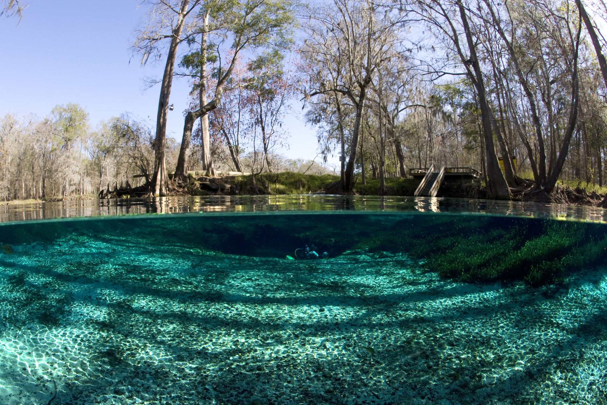 16 Natural Swimming Holes American National Parks And