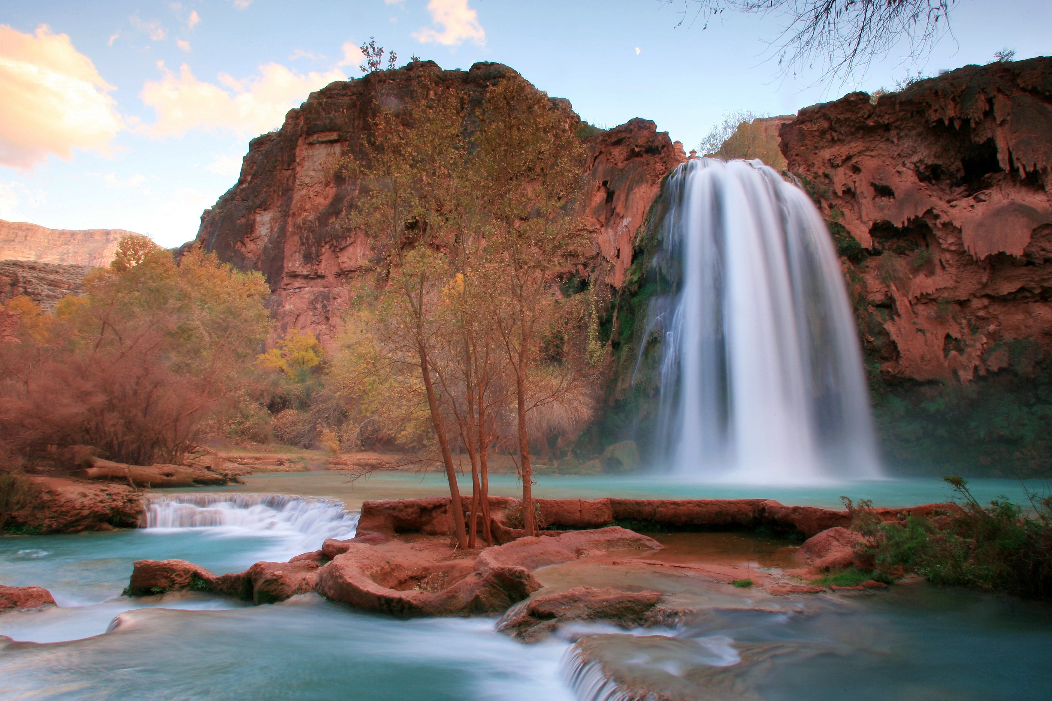 16 Natural Swimming Holes - American National Parks and ...