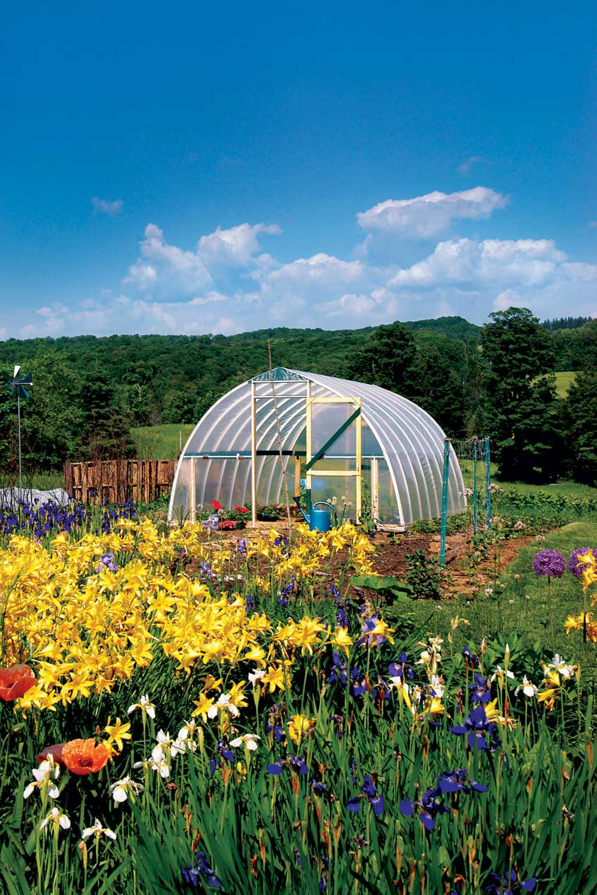 15 diy backyard greenhouses how to make a greenhouse