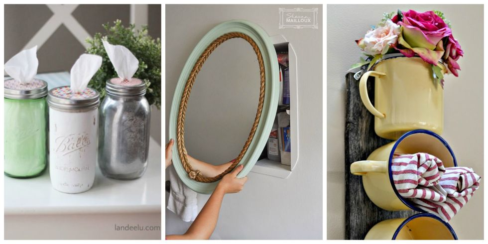diy bathroom bathroom tricks - Diy Bathroom Decor
