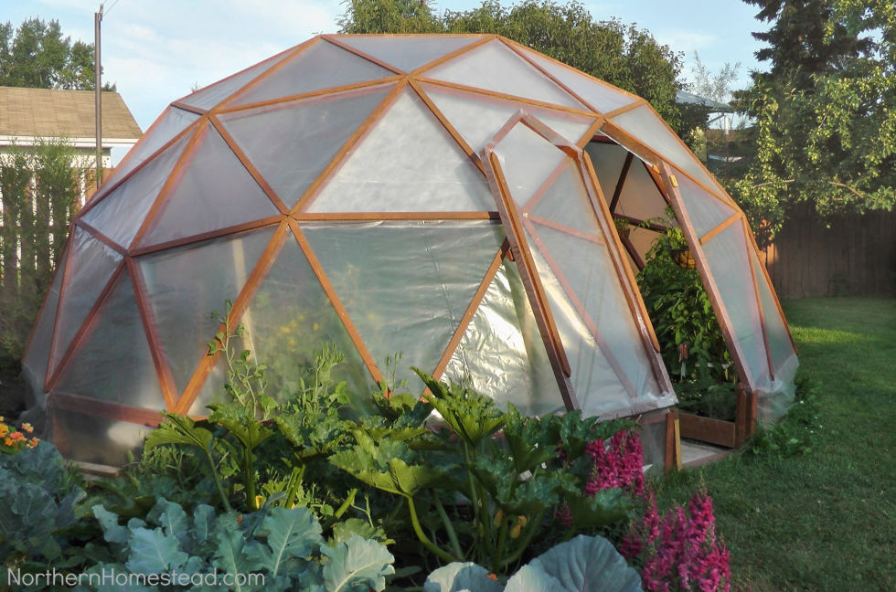 diy backyard greenhouses  how to make a greenhouse, Backyard Ideas
