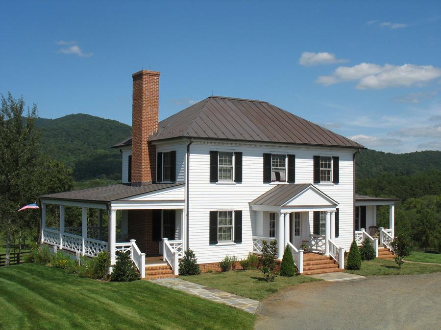 beautiful old farmhouses historic farmhouse exteriors - Farmhouse Exteriors