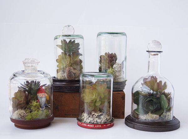 Diy Crafts With Glass Jars And Bottles