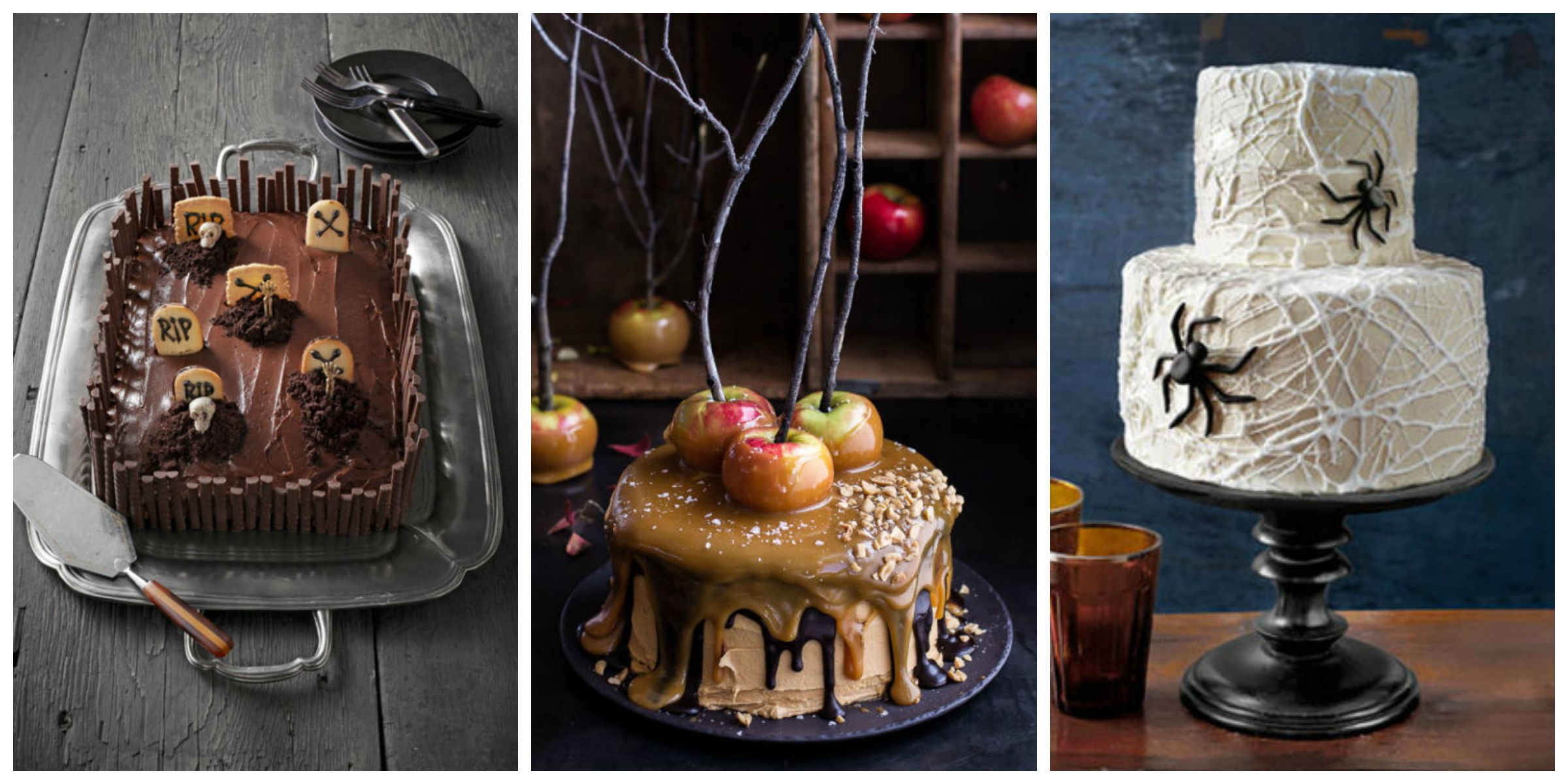 61 Easy Halloween Cakes - Recipes and Halloween Cake ...