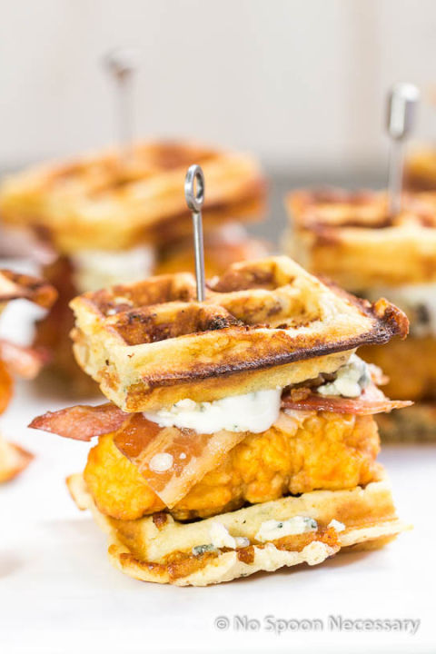 Chicken And Waffles Recipes - New Ways to Make Chicken And ...