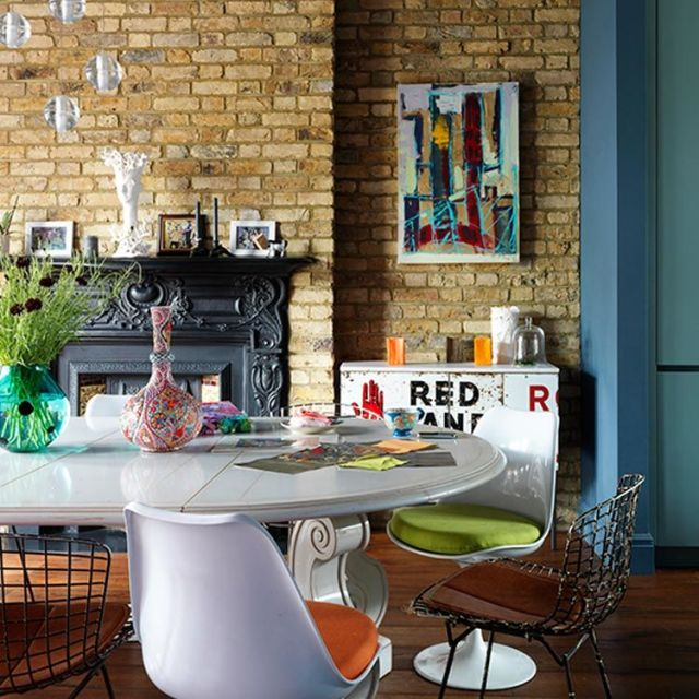 Exposed Brick Wall Decorating Ideas Brick Wall Designs