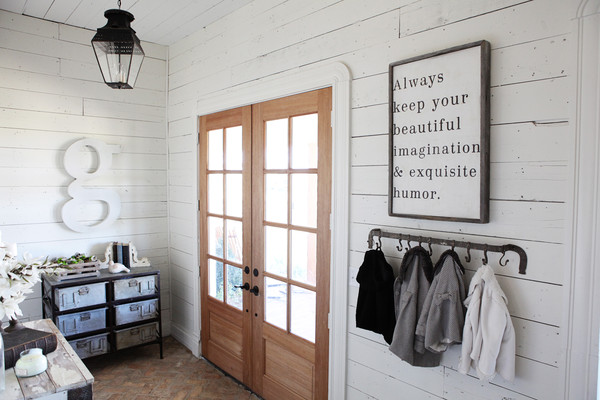 Chip and Joanna Gaines House Tour - Fixer Upper Farmhouse