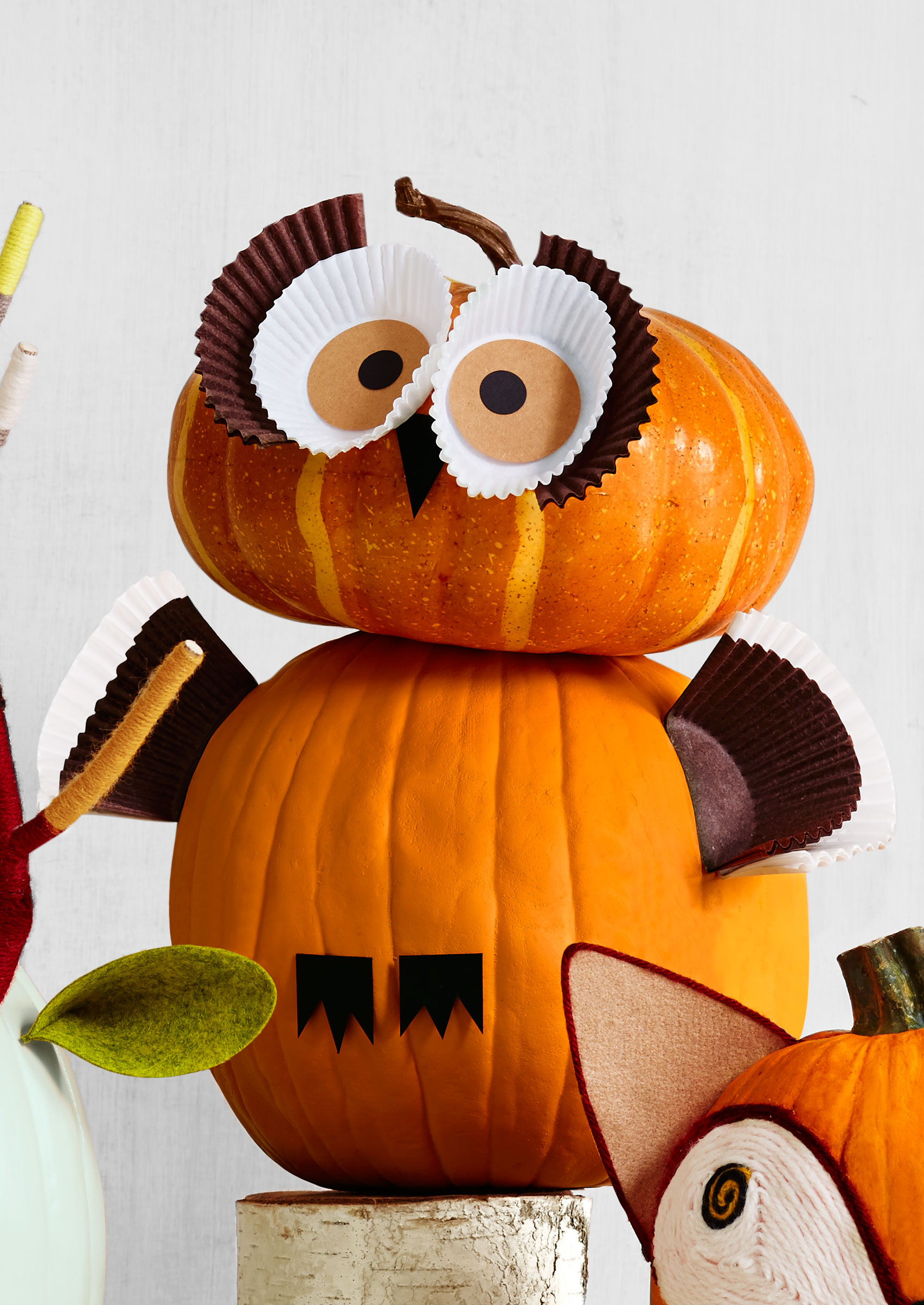 83 Cool Pumpkin Decorating Ideas - Easy Halloween Pumpkin ...